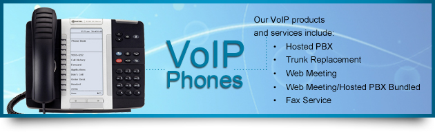 VoIP Phones - Limitless Technology