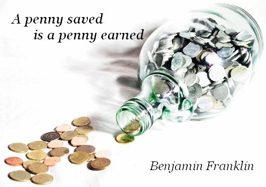 a penny saved is a penny earned essay Free penny papers, essays, and research papers my account search results free essays good essays a penny saved is a penny earned - frugality a penny saved is a penny earned this was one of the franklin's thirteen virtue that was meant to make people aware about frugality.