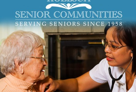 Koelsch Senior Communities recognizes LT~CRS