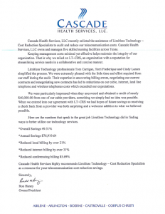 Cascade-Health-Services-Tes