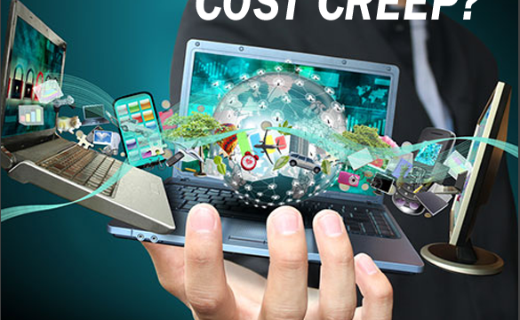 Can Purchasing more Technology Lead to Cost Creep?