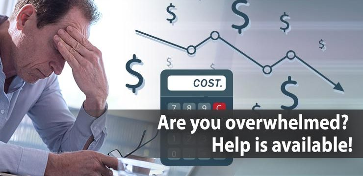 Are you overwhelmed? Help is available!